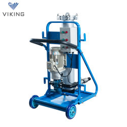 Mobile Typ Vakuum-Öl-Reinigungsanlage