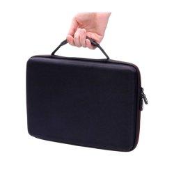 حقيبة كاملة تحمل علبة صلبة من خلات فينيل الإيثيلين (EVA) مناسبة لحقيبة الكمبيوتر اللوحي/المحمول المتوسطة