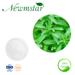 Natuurlijk Uittreksel Ra95%, Zoetmiddel van Sweetner Stevia van de Natuurlijke voeding van de Natuurvoeding van 98% het Zuivere