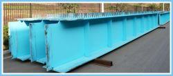 Stahlkonstruktion-Stahlherstellungs-Stahlaufbau-Herstellungs-Stahlkonstruktion-Brücke