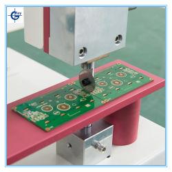 高精度PCBは残りの厚さのテストの器械をV切った