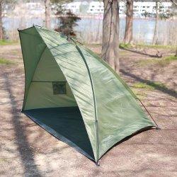 Mayor calidad de mejor venta fácil hasta la playa de carpa de Camping/ Pesca diez/Sun vivienda