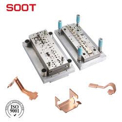 Chapa de Aço Inoxidável fabricação de moldes de perfuração CNC Die Moldes