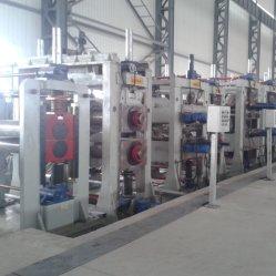 De diámetro 273mm a 630mm x16mm máquina para fabricar tuberías soldadas de acero inoxidable