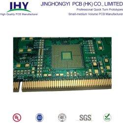 원격 제어를 위한 금 핑거 HDI 94V0 부대 탄소 잉크 PCB 널
