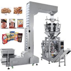 チョコレートまたはコーヒー豆かポテトチップまたはキャンデーまたは軽食または食糧自動多機能の包装機械