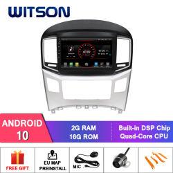 Witson Android 10 Lecteur de DVD de navigation pour voiture Hyundai H1 2016