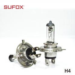 Fabricante de lámpara de 12V 100W Bombilla halógena H4 coche
