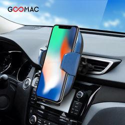 Handy-schnelle aufladenauto-Montierungs-Halterqi-drahtlose Telefon-Aufladeeinheits-Standplatz-Aufladeeinheit für iPhone