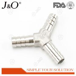 Y-Tipo giuntura dell'accessorio per tubi dell'acciaio inossidabile del tubo flessibile