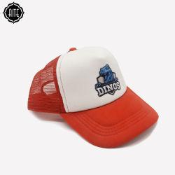 Producto nuevo logotipo impreso personalizado por sublimación de las tapas de malla de Red Hat