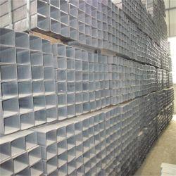 La fabbricazione della macchina ha utilizzato la via pali chiari tubo d'acciaio quadrato galvanizzato