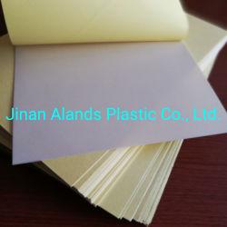 PVC ecologico dello strato della scheda del PVC del solido per Photobook