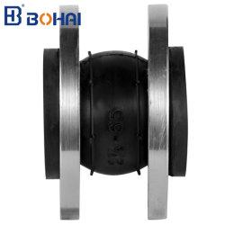 Accesorios de tubería industrial junta de expansión de caucho de brida de conexión con EPDM o precio de fábrica de PTFE