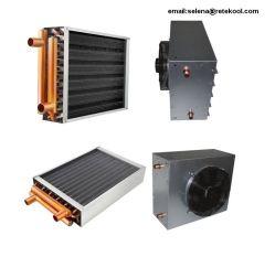 Piscina Horno de leña caldera de agua caliente calentador de ventilador con el ventilador