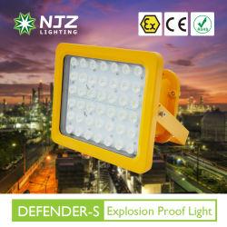 Led Floodlight Voor Zone1, 2 Zone 21, 22 Atex + Iecex Standard Gebruikt In Explosieve Atmosferen Gas Station, Chemische Installatie.