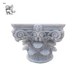 공장 맞춤 새 디자인 대리석 로마 기둥 기둥 기둥 자본 맥시-02