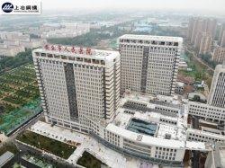 Hospital Hotel/Apartment를 위한 Prefabricated Steel Structure Building