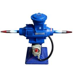 塵の耐圧防爆磨く機械前の環境に優しい耐圧防爆モーター磨く機械モーターはカスタマイズすることができる