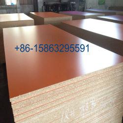 木製のメラミンは18mmのChipboardに直面するか、またはParticalのボードを薄板にした