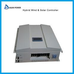 120V MPPT солнечного ветра гибридный контроллера заряда 2 квт ветра со сброса нагрузки