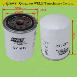 지게차 예비 부품 연료 필터 Cx1012 부품 4102/6102-Cx1012