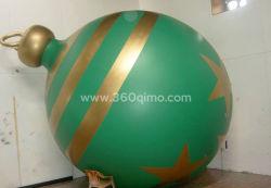 Logotipo personalizado el cubo de la mosca Blimp inflables Helio globos para publicidad