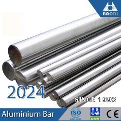 Principale 2017, 2A12, 2024 barre piane di alluminio/Rohi della Cina