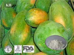 Polvere pura del succo di frutta dell'estratto della papaia di 100%