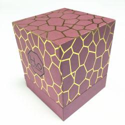 失敗の金の印刷を用いるペーパー装飾的な包装ボックス