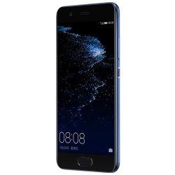 O transporte de queda original desbloqueado Huawei P10 6GB Smartphone 256GB Kirin 970 Octa Core 8 Android Huawei Última 5g Telefone móvel