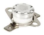 Schakelaar van de Controle van de Temperatuur van de Thermostaat Ksd301 van Nc van het Terugstellen van de magnetron de Auto Bimetaal150c Ceramische