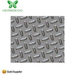 Grabado de metal inoxidable Foshan hoja para la decoración del piso del metro