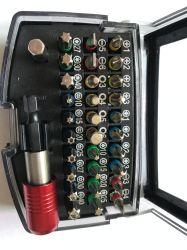 32PCS de Reeks van de Bit van de schroevedraaier