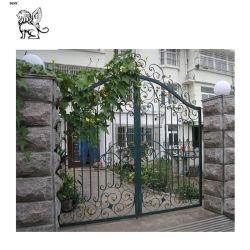 preço de fábrica portão de ferro forjado Ornament Igz-016