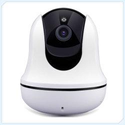 P2P HD segurança CCTV PTZ infravermelho Wireless WiFi Câmara IP inteligente para sistema de vigilância de interiores