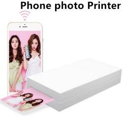 Mini portátil 2 teléfono móvil WiFi Impresora de fotos de viajes