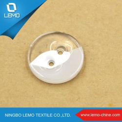 플래티넘 장식 우븐 셔츠 버튼으로 중국에서 제작