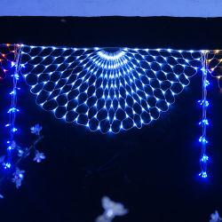 La norme CEI approuvé LED feux Net ronde en plein air Plafonniers Street Scape vacances d'éclairage