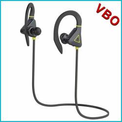 Neuer Entwurf Bluetooth 5.0 Radioapparat-Sport-Kopfhörer-kundenspezifischer Firmenzeichen-BT-Musik-Kopfhörer