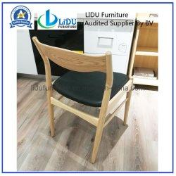 Restaurante Cadeira de jantar em madeira Cadeira de jantar sólidos de madeira Wood Design Cadeira de Carvalho da China