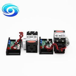 وحدة ليزر ذات شفرة عالية بقدرة 1 واط خضراء 520nm 1000MW DOT/Line وحدة الليزر