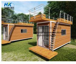 20FT het modulaire Geprefabriceerde huis/prefabriceerde het Huis van de Container
