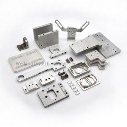 Usinage de précision la partie faite par le CNC/EDM/plaque de connexion de la machine de meulage