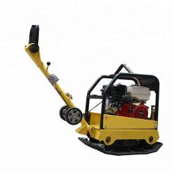 Fabbrica di compattatori a benzina diesel reversibile idraulici di alta qualità