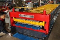 Het automatische GolfComité die van het Blad van de Muur van het Dakwerk van het Metaal Ibr Makend Machine Rolling