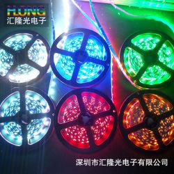 60 LED Flexible/M 2835 Bande LED Ce Osram 24W 24V Bande étanches IP67 Lampe à LED