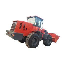 Zl40 4t Lader van het Wiel van de Machines van de Bouw van de Bulldozers van China de Zware