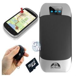 Unità in tempo reale di inseguimento di sistema dell'allarme del combustibile dell'indicatore di posizione di GPS GSM GPRS della fascia del quadrato di GPS303G GPS303G 303G nessuna casella