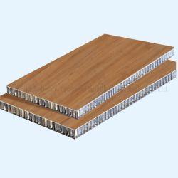 Il favo di alluminio dei comitati decorativi riveste i comitati di pannelli di parete di Honeyocmb